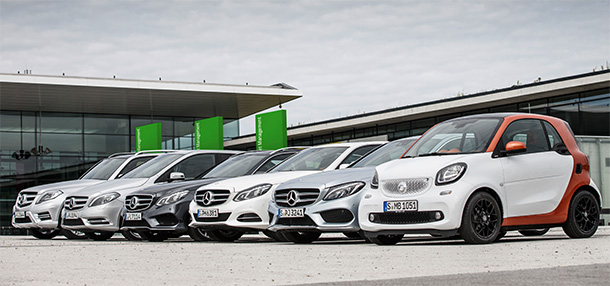 Daimler Financial Services compra Athlon Car Lease