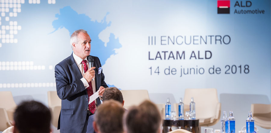 III Encuentro LATAM de ALD Automotive 1