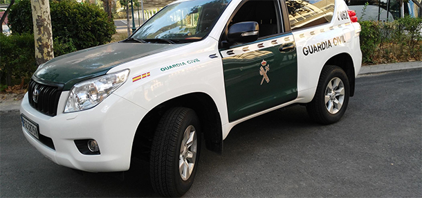Bridgestone Guardia Civil