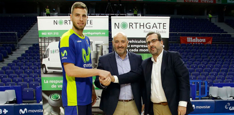 El Movistar Estudiantes se mueve con Northgate
