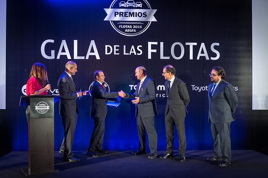 La Gala de las Flotas reúne a más de 350 profesionales para la entrega de los PREMIOS FLOTAS 10
