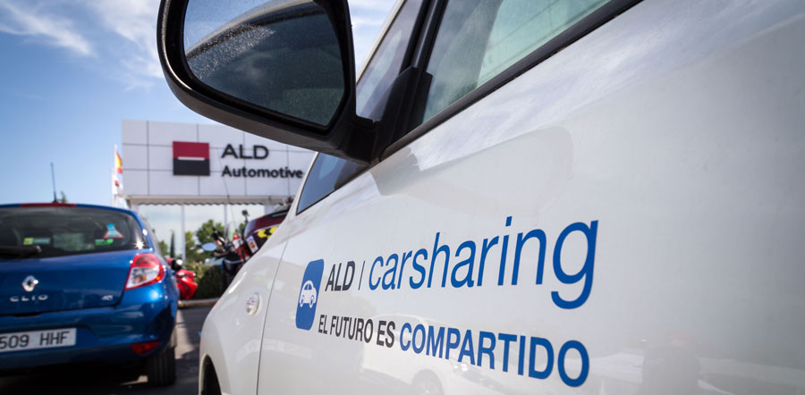 ALD Automotive presenta su nuevo servicio de Carsharing Corporativo