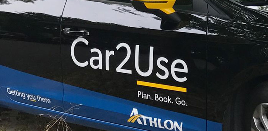 Athlon lanza su carsharing corporativo