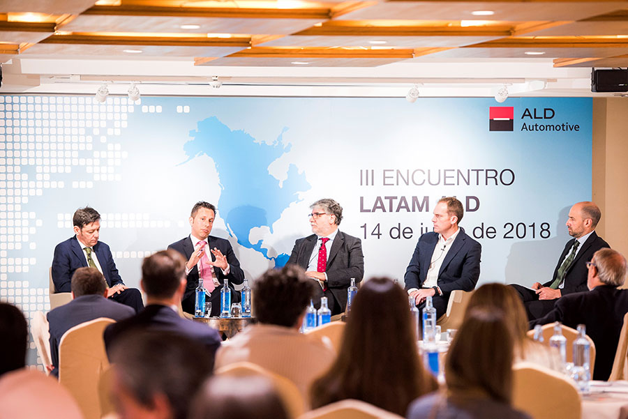 III Encuentro LATAM de ALD Automotive 2
