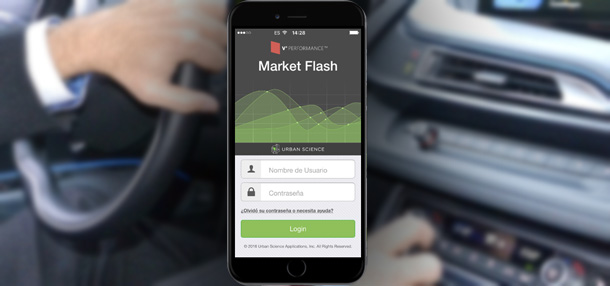 Urban Science lanza su App Market Flash