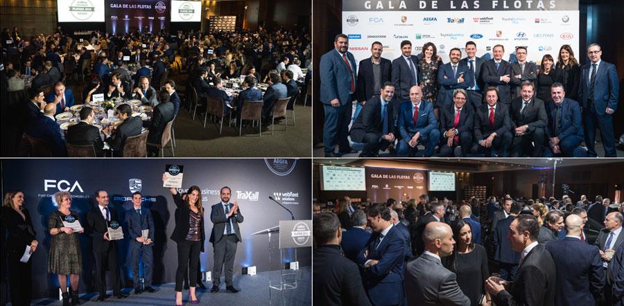 AEGFA celebra la 5ª edición de los Premios Flotas