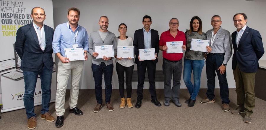 Barcelona acoge la primera edición del Fleet & Mobility Expert Diploma (FMED)