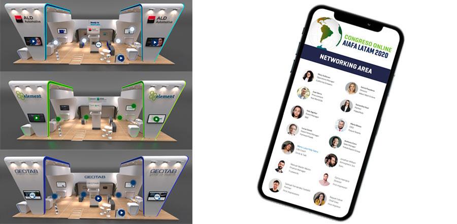 Finaliza con éxito el Congreso Online AIAFA LATAM
