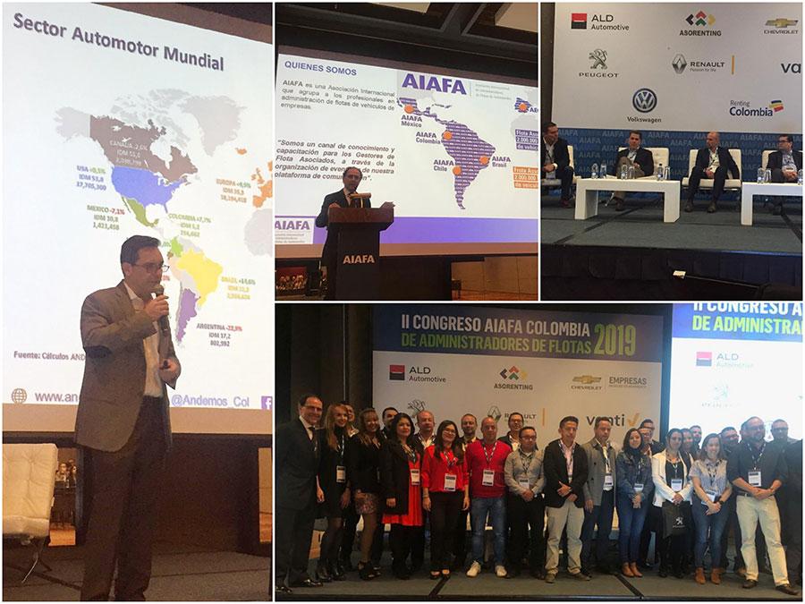 II Congreso AIAFA Colombia 2